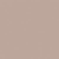 Frontier Land paint color DE6074 #BCA59A