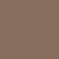 Wandering Road paint color DE6076 #876D5E