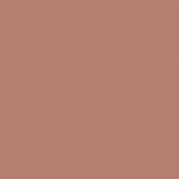 Brick Fence paint color DE6089 #B38070