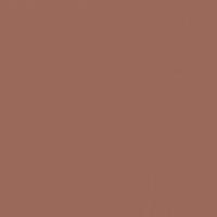 Western Red paint color DE6090 #9B6959