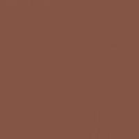 Red Hook paint color DE6091 #845544