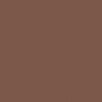 Burns Cave paint color DE6098 #7B5847