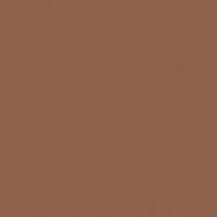 Weathered Leather paint color DE6105 #90614A