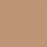 Warm Hearth paint color DE6110 #BE9677