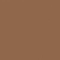 Cedar Chest paint color DE6112 #8F684B