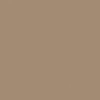 Whole Wheat paint color DE6124 #A48B73