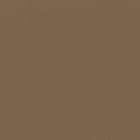 Old Boot paint color DE6133 #7C644B