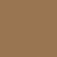 Summerville Brown paint color DE6139 #997651