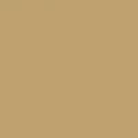 Bread Pudding paint color DE6159 #BFA270