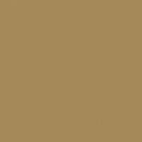 Fall Harvest paint color DE6160 #A78A59