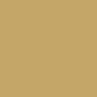 Flickering Gold paint color DE6166 #C6A668