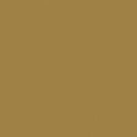 Golden Harmony paint color DE6168 #9F8046