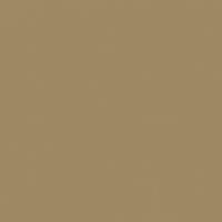 Ridgecrest paint color DE6174 #9D8861
