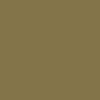 Mossy paint color DE6189 #857349