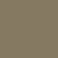 Mission Trail paint color DE6223 #857A64