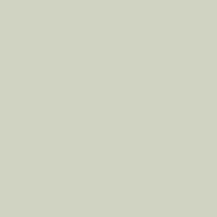 Spooky paint color DE6248 #D1D2BF