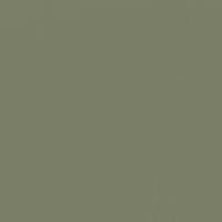 Moss Covered paint color DE6265 #7A7E66