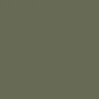 Bijoux Green paint color DE6266 #676B55