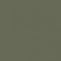 Green Gate paint color DE6273 #676957