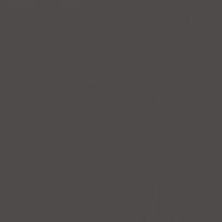 Black Bean paint color DE6385 #4E4B4A