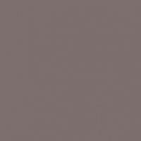 Hickory Cliff paint color DE6397 #7C6E6D
