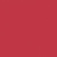 Striking Red paint color DEA103 #C03543
