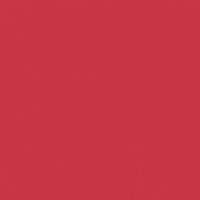 Red Icon paint color DEA104 #C93543