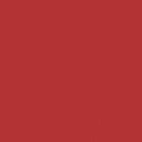 Red Contrast paint color DEA106 #B33234