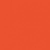 Burning Tomato paint color DEA111 #EB5030