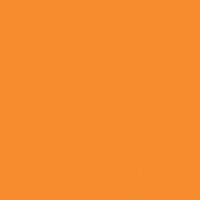 Instant Orange paint color DEA114 #FF8D28