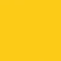 Goldenrod paint color DEA120 #FDCB18