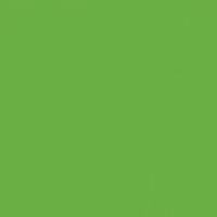 Leprechaun paint color DEA126 #6CB037