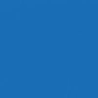 Beautiful Blue paint color DEA136 #186DB6