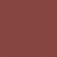 Spiced Berry paint color DEA149 #85443F