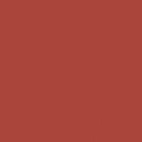 Red Revival paint color DEA154 #A8453B