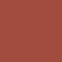 Arabian Red paint color DEA155 #A14C3F