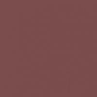 Burnt Crimson paint color DEC705 #784D4C