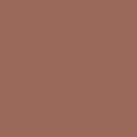 Rosewood paint color DEC706 #9B6957