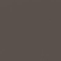 Weathered Brown paint color DEC756 #59504C