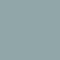 Mythical Blue paint color DEC787 #93A8A7