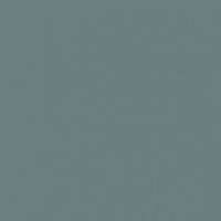 Dark Lagoon paint color DEC788 #6A7F7D