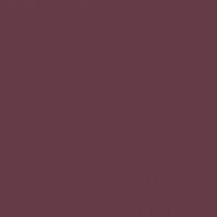 Wine Goblet paint color DET400 #643B46