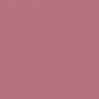 Hollyhock Bloom paint color DET417 #B7737D
