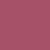 Raspberry Patch paint color DET418 #A34F66