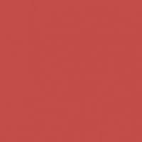 Le Corbusier Crush paint color DET421 #BF4E46