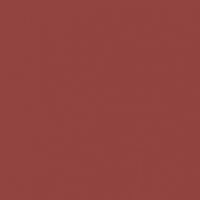 Red Craft paint color DET423 #91433E