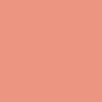 Presidio Peach paint color DET435 #EC9580