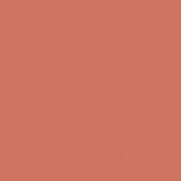 OK Coral paint color DET436 #D07360
