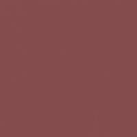 Red Maple Leaf paint color DET443 #834C4B