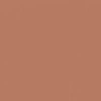 Happy Trails paint color DET444 #B67A63